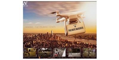 IS發「無人機飛向紐約照」放話