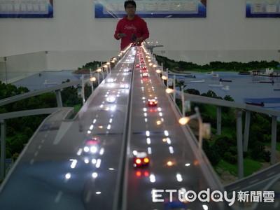 陸委會回應興建「台海通道」