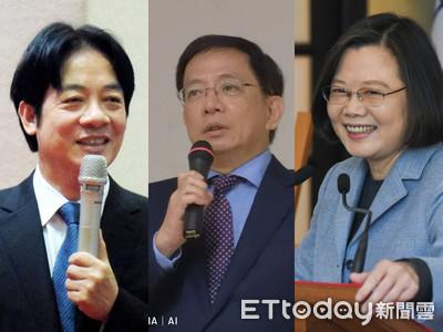 呂謦煒/管中閔獲聘,民進黨2020能止血了嗎?