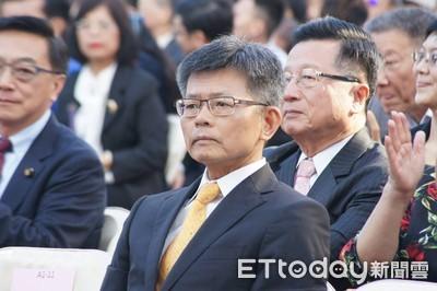 楊秋興「在民間幫忙」 強調與韓溝通良好