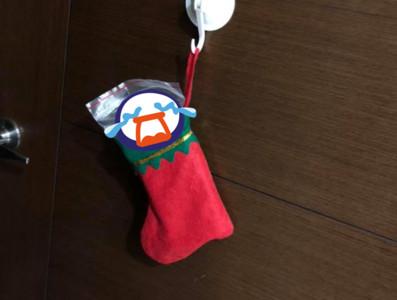 女兒掛聖誕襪!母塞禮物秒打回現實