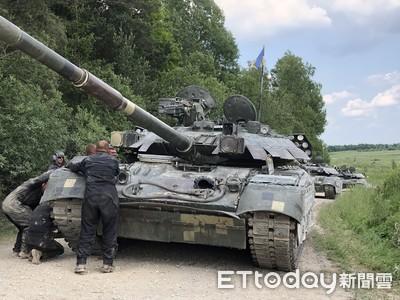 黃竣民/烏克蘭是歐洲下一個戰爭熱區?