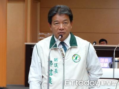 台南市正副議長選舉 郭信良出線