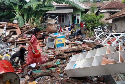 海嘯悲劇抉擇 該救老婆還是媽媽