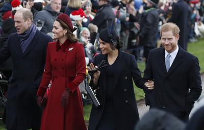 英國王室回顧2018年精采時刻