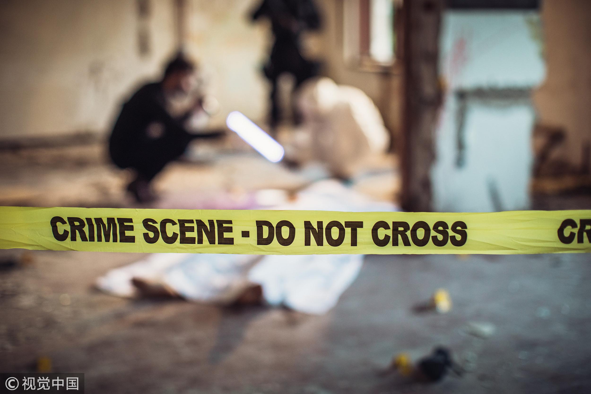 ▲命案,他殺,殺人,調查,屍體,血腥。(圖/CFP,示意圖,與本文當事人無關)