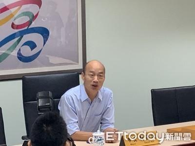 性教育太開放 韓國瑜:高雄可能變「單幹戶」