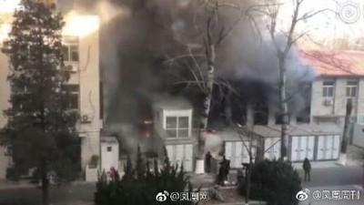 北京交大爆炸起火 釀3學生死亡