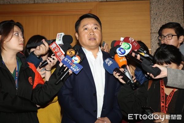 ▲▼       國民黨中常會,李哲華      。(圖/記者周書羽攝)