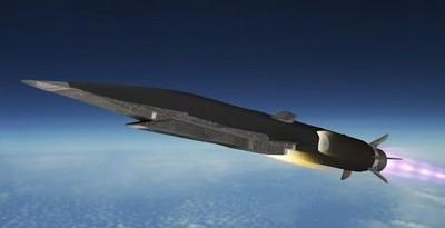 美國承認「高超音速武器」落後俄羅斯