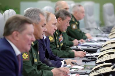 俄:極音速飛彈「先鋒」投入服役