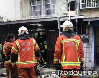 民宅火警 救出受困6民眾