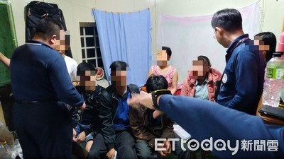 觀光團逃脫18人被逮 越南盼人道處理