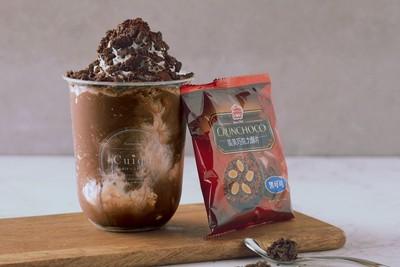 人氣冬季甜點「烏克力力巧克力冰沙」