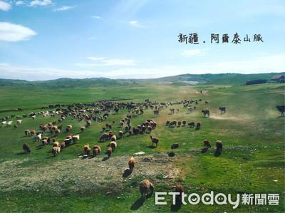 新疆│可可托海不是海?探訪最迷人的古老浪漫傳說