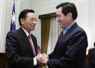 馬英九悼江丙坤:對兩岸關係貢獻史上少有