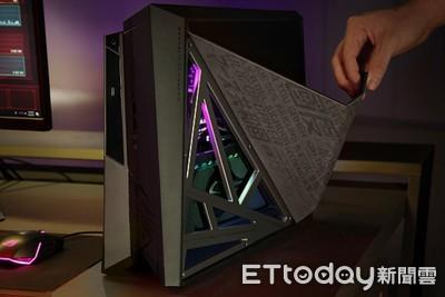 華碩Q4出貨達標 ROG電競桌機市佔奪冠