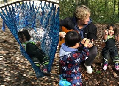 遠離iPad 托兒所野放孩子到森林