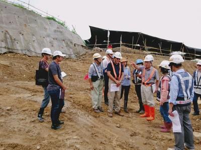 國道4號挖出朴口遺址 工期延1年半
