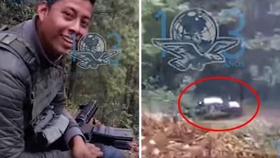 掃射55秒「殺光一整車警察」墨西哥黑幫埋伏殺警 全程嘻笑自拍