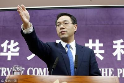 中國商務部:加大智財權全面保護