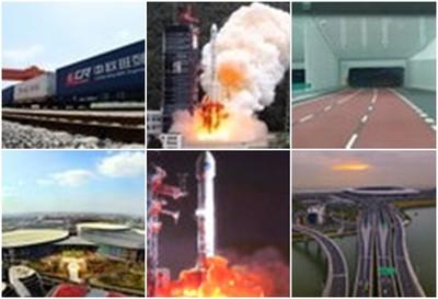 中國今年大成就 一帶一路最明顯