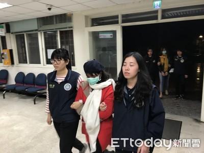 越南客假觀光真脫團 移民署帶回長腿妹