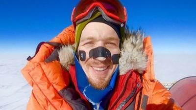 史上唯一「穿越南極洲」的人!他拉著170公斤行囊,花不到兩個月走完