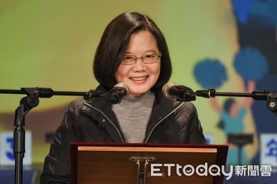 蔡英文遭逼宮 林濁水:超級大地震!