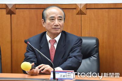 韓國瑜被拱選總統 王金平:夠資格都可選