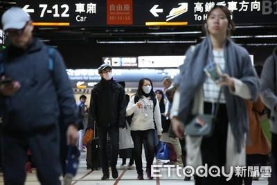 中秋收假日 高鐵再創單日旅運新高
