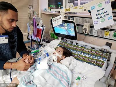 葉門媽告政府獲簽證 10天後兒病逝