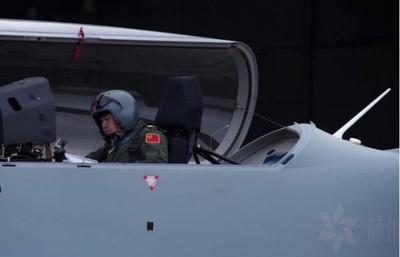 陸新初教機和殲20同採側面操縱桿