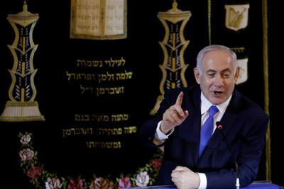 以色列總理與普丁通話 談敘利亞局勢