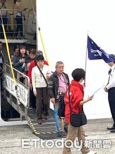 花蓮今年最後一艘 太平洋維納斯號到港