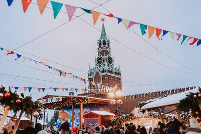 莫斯科27無人機 保遊客年假安全