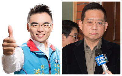 洪孟楷喊世代交替 吳育昇:比他老就要被交替?