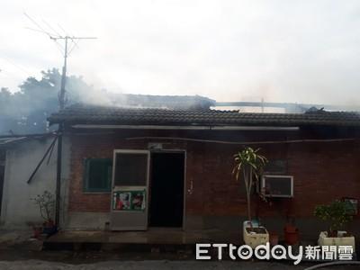 斗南民宅火警 女屋主被燒成焦屍