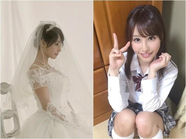 AV女優彩美旬果宣布引退!
