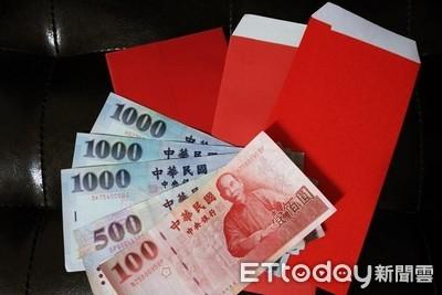 天秤、獅子、水瓶爸媽最大方 過年包5000元以上大紅包!
