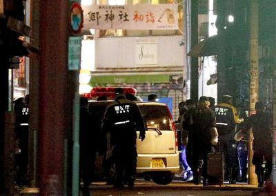 開車撞8傷 東京恐攻見20公升煤油