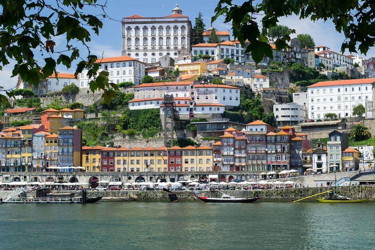 ▲葡萄牙波多(Porto, Portugal)。(圖/翻攝自免費圖庫pixabay)