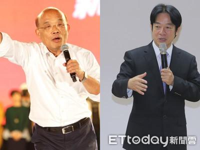 獨/小英點頭 蘇貞昌1月底前接閣揆