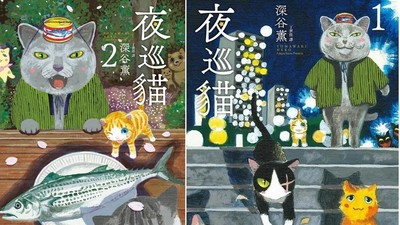 暖哭!單親媽病床邊畫出代表作 「日本JK羅琳」漫畫太催淚