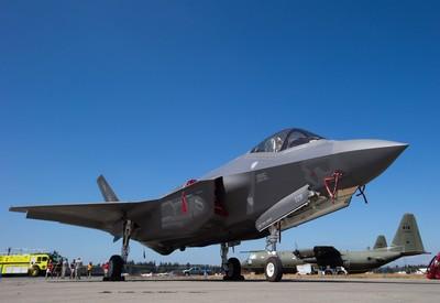 F-35A隱形塗漆在澳洲將頻繁脫落