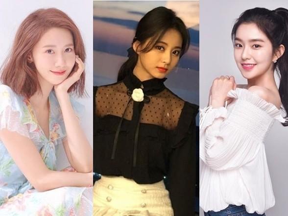 ▲韓國網友票選最美。(圖/翻攝自微博)