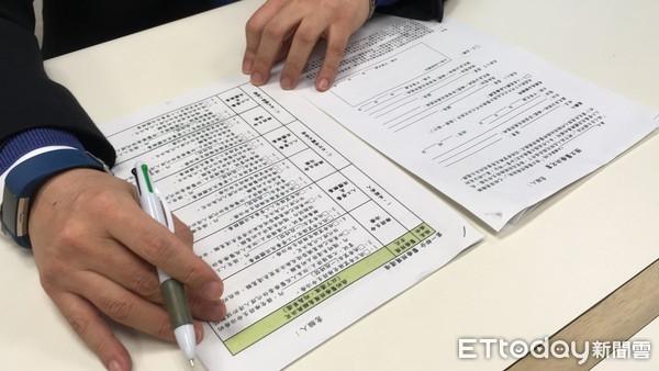 ▲簽署預立醫療決定書,病人自主權利法,病主法,善終。(圖/記者洪巧藍攝)