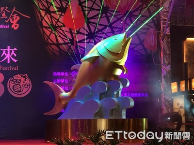 「魚」年行大運!台灣燈會預計吸千萬人