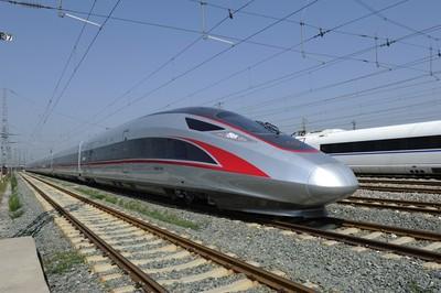時速350公里自動駕駛 復興號在京張高鐵創世界首次
