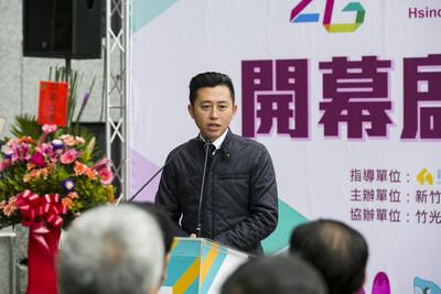 竹光國民運動中心1月3日試營運